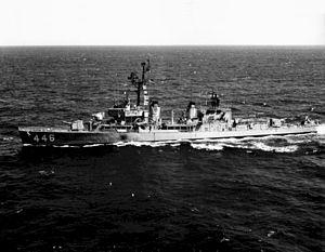 USS Radford (DD-446) underway 1968.jpg