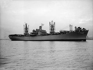 USS <i>Tulare</i> (AKA-112)