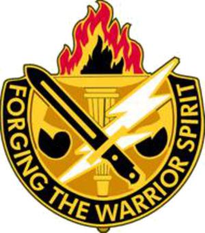 Fort Polk - Image: US Army JRTC DUI