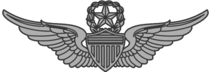 Richard A. Cody - Image: US Army Master Aviator Badge