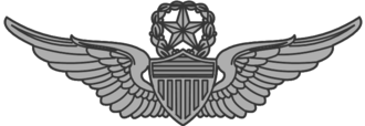 Charles W. Bagnal - Image: US Army Master Aviator Badge