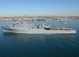 <i>Anchorage</i>-class dock landing ship