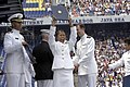 US Navy 060526-N-3642E-004 2006 U.S. Naval Academy Graduation and Commissioning Ceremony.jpg