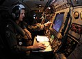 US Navy 081111-N-9565D-040 t. Brett Whorley, left, and Lt. Andrew Leatherwood, assigned to Airborne Early Warning Squadron (VAW) 115, the.jpg