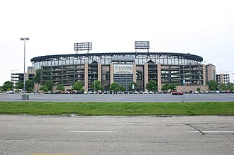 Sports in Chicago - Guaranteed Rate Field, home of the White Sox.