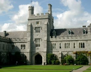 Quadrangle at University College Cork