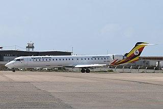 Uganda Airlines Ugandan national carrier