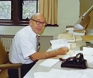Ugo Fano - Ugo Fano (1912–2001). Photo taken in 1978.