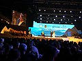 Ukraine national Paralympic team accompanying ceremony to 2018 Winter Paralympic Games 14.jpg