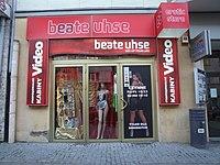 Ulica Świętojańska, Gdynia - Sex Shop 002.JPG