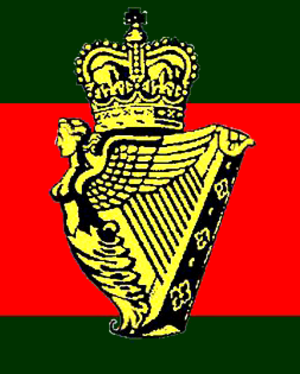 11th Battalion, Ulster Defence Regiment - Regimental Insignia