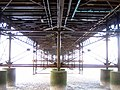 Underneath Cromer Pier - geograph.org.uk - 76383.jpg