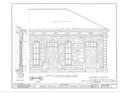 Union Pacific Station (Transfer Depot and Hotel), Twenty-first Street, Council Bluffs, Pottawattamie County, IA HABS IOWA,78-COUB,2- (sheet 9 of 10).png