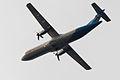 United Airways ATR 72-212 S2-AFE Flying Over My Rooftop (8202978316).jpg