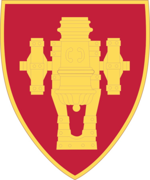 United States Army Field Artillery School - Image: United States Army Field Artillery School DUI