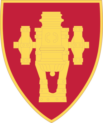 United States Army Field Artillery School - Image: United States Army Field Artillery School DUI
