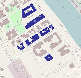 image illustrative de l'article Campus Paris Rive Gauche