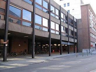 Healthcare in Belgium - University Hospitals Leuven Sint-Rafael