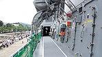 Upper deck right side of JS Fuyuzuki(DD-118) front view at JMSDF Maizuru Naval Base July 29, 2017 03.jpg