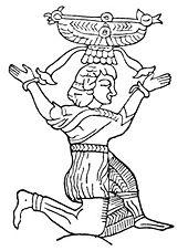 Urartu God Shivini.jpg