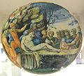 Urbino, bottega dei fontana, deposizione nel sepolcro, xvi sec.JPG