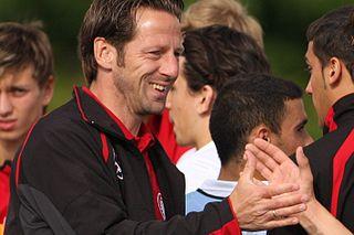 Uwe Bindewald German football player and manager