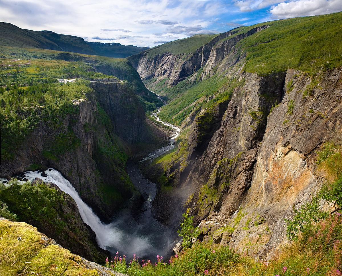 Slikovni rezultat za vøringsfossen waterfall