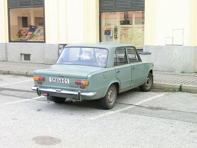 VAZ 2101 - Lada 1200