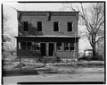 VIEW WEST, EAST FACADE - 95-97 Dayton Avenue (House), 95-97 Dayton Avenue, Passaic, Passaic County, NJ HABS NJ,16-PASA,6-1.tif