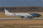 VP-CKK Boeing B737-9JAER BBJ3 B739 - NAS (16325117925).jpg