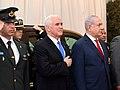 VP Pence meet with PM Netanyahu (25968762858).jpg
