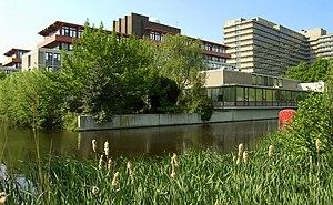 Vrije Universiteit (Amsterdam). Left: Exact Sc...