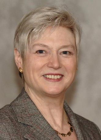 Maria van der Hoeven - Image: Vander Hoeven Dutch politician kabinet Balkenende IV