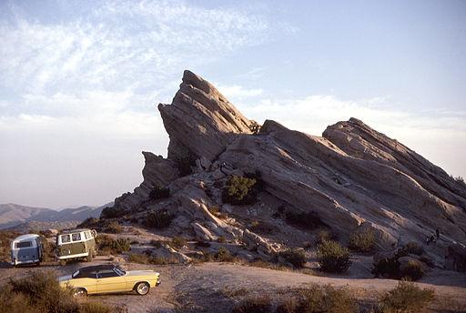 Vasquez Rocks 04-1977