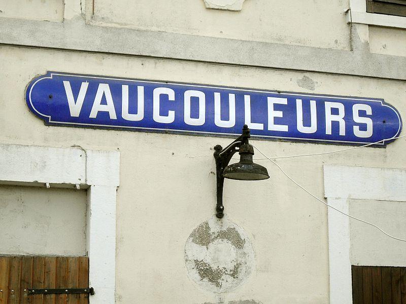 Vaucouleurs, Meuse (55) - la gare désaffectée reconvertie en maison d'habitation