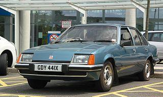 Vauxhall Carlton Motor vehicle