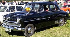 Vauxhall Velox - 1955 Vauxhall Velox EIP Saloon