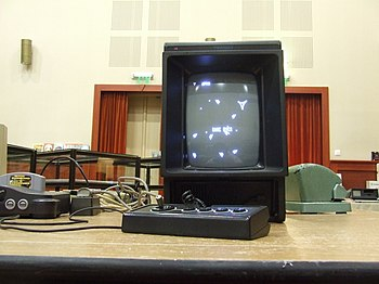Vectrex game console