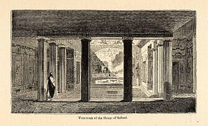 House of Sallust - A venereum in the House of Sallust