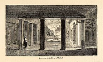 House of Sallust - A venereum in the House of Sallust