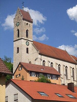 Veringenstadt - Veringenstadt St Nikolaus
