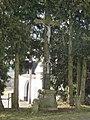 Vesce (Táborsko) kříž 02.JPG