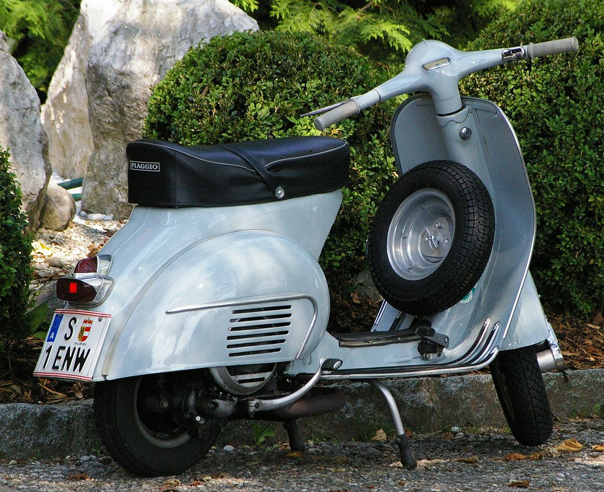 Vespa History Images - Reverse Search