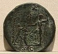 Vespasiano, sesterzo per tito cesare, 72-79 ca. 02.JPG