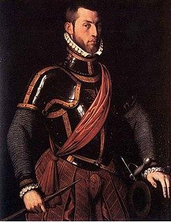 Vespasiano I Gonzaga Italian noble and diplomat
