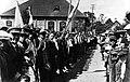 Vialejka, Mienskaja, Vialikaja synagoga. Вялейка, Менская, Вялікая сынагога (1932).jpg