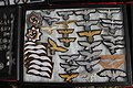 Victory Show Cosby UK 06-09-2015 WW2 re-enactment Trade stalls Militaria personal gear replicas reprod. zaphad1 Flickr CCBY2.0 Wehrmacht Luftwaffe Adler Eagles Medals Nazi German uniform badges insignia rings IMG 3857.jpg