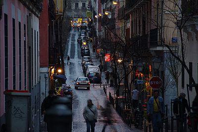 Calle de San Andrés
