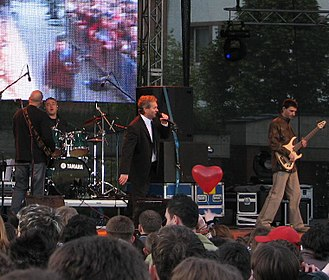 9th ZAI Awards - Image: Vidiek (skupina) 2006a