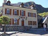 Viella (Hautes-Pyrénées) Mairie.JPG